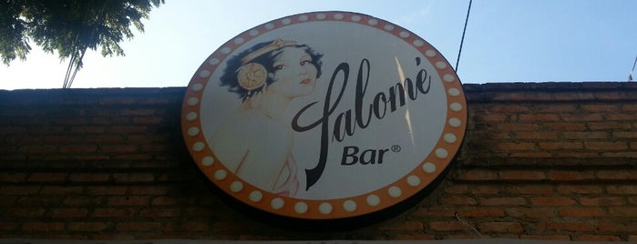 Salomé Bar is one of Bares & Restaurantes.