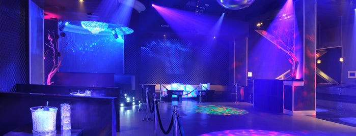 Heat Ultra Lounge is one of OC nightlife spots.
