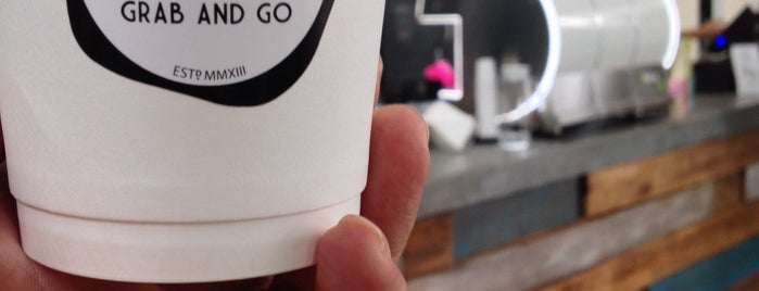 Pronto Grab and Go is one of Coffee.