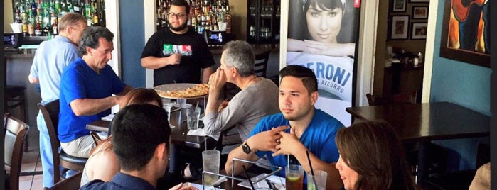 Campioni Pizza Birra & Tapas is one of Puerto Rico Restaurants.