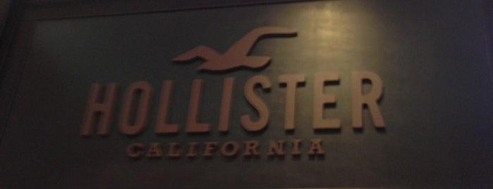 Hollister Co. is one of moje miasto.