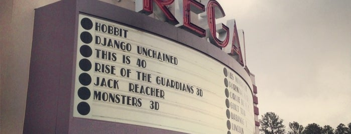 Regal Cinemas Virginia Center 20 is one of Places for Geeks in RVA.