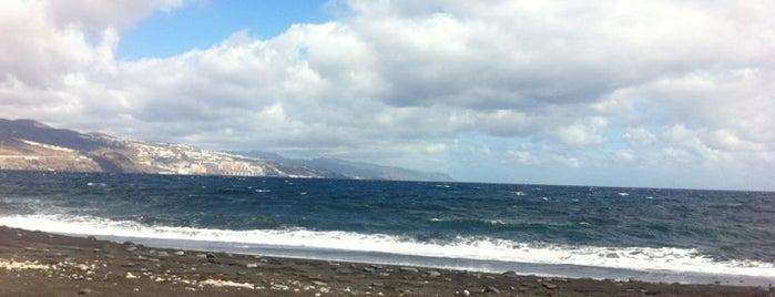 Playa La Viuda is one of Islas Canarias: Tenerife.