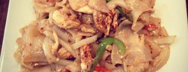 Potjanee Thai Restaurant is one of NYC's West Village.
