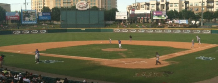Dr Pepper Ballpark is one of Events To Visit....