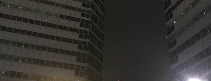 新川崎三井ビルディング イーストタワー is one of 高層ビル@首都圏.