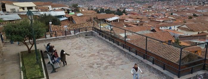 Mirador de San Blas is one of Peru.