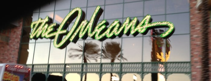 The Orleans Hotel & Casino is one of My Las Vegas B-Party.