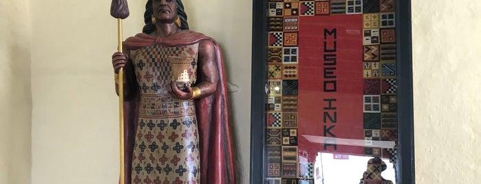 Museo Inka is one of Peru.