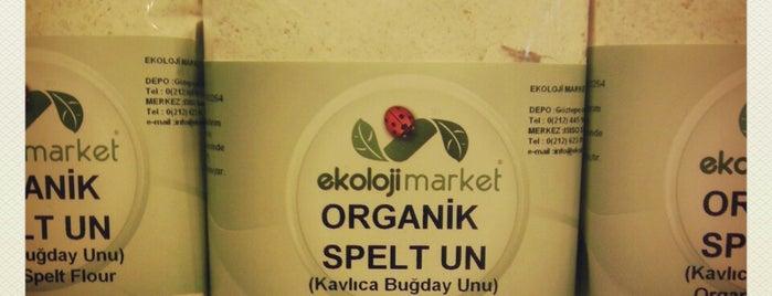 EkoOrganik is one of Gezmece ve Yemece.