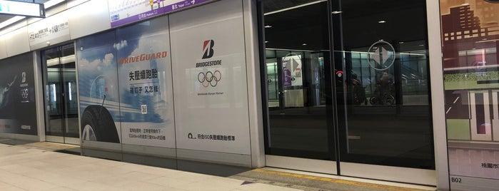 Taoyuan Airport MRT (A13) Airport Terminal 2 is one of 高井 : понравившиеся места.