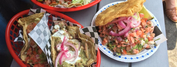Seven Lives Tacos Y Mariscos is one of The 'B' List - Very Good in Toronto.