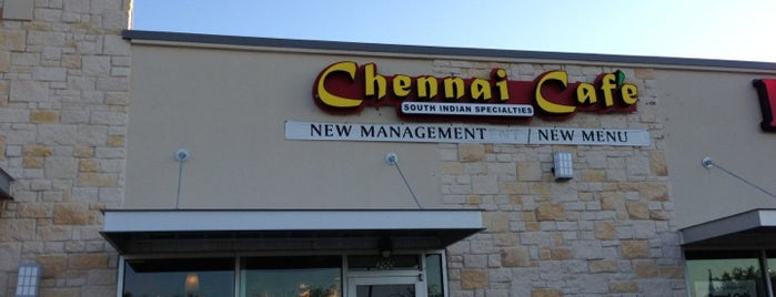 Chennai Cafe is one of The 15 Best Places with Good Service in Plano.