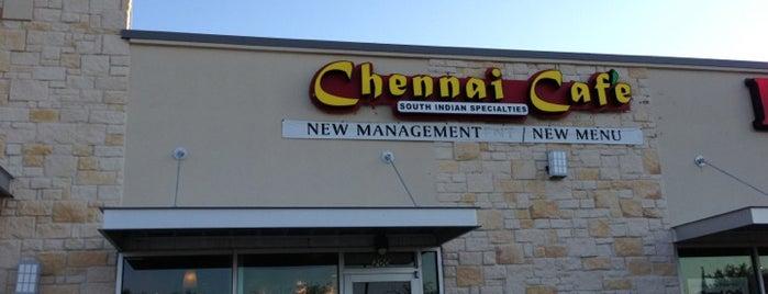 Chennai Cafe is one of Dallas Restaurants List#1.