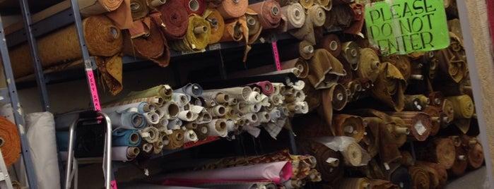 Designer Fabrics is one of Cosas por hacer en Toronto.