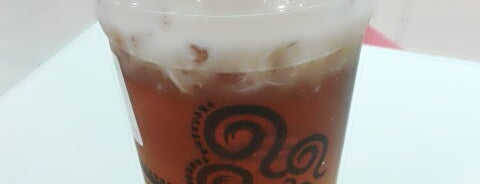 Gong Cha (貢茶) is one of Café | Penang.