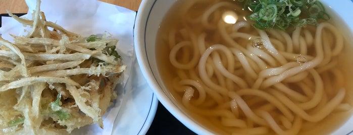 ウエスト 西新パレス店 is one of うどん 行きたい.