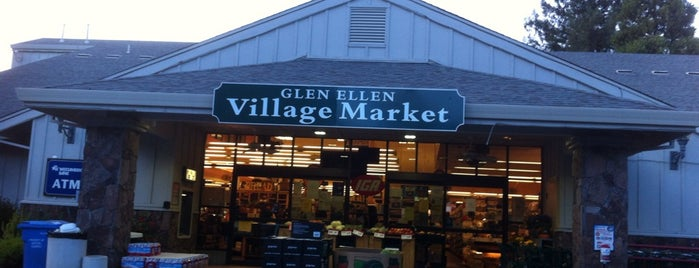Glen Ellen Village Market is one of Day Trips.