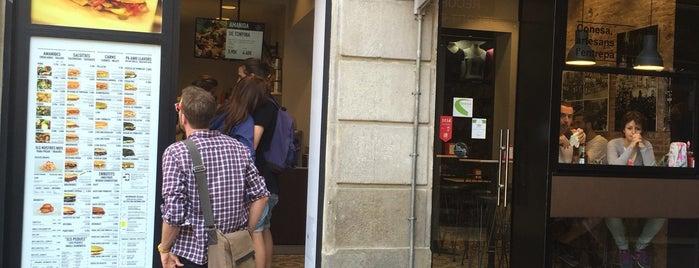 Conesa Entrepans is one of A comer y a beber.