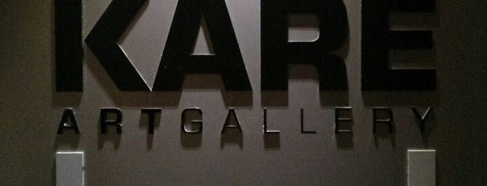 Kare Sanat is one of Top 10 favorite art galleries in Istanbul,Turkey.