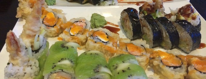 Fusion Sushi is one of Jacksonville.