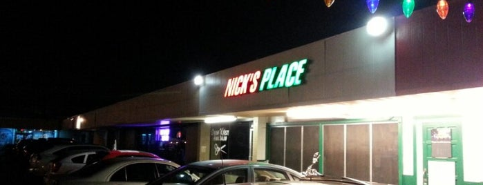 Nick's Place is one of houston nothing.