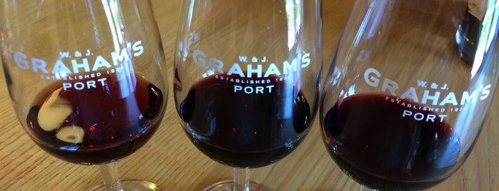 Graham's Port Lodge is one of Porto.