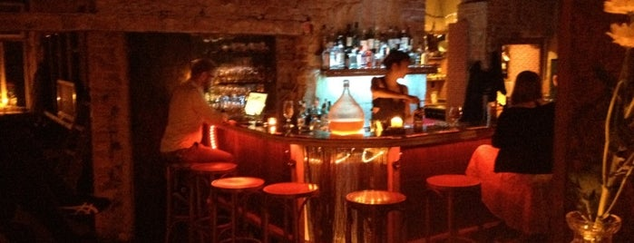 Geist im Glas is one of Berlin's Best Bars - 2013.