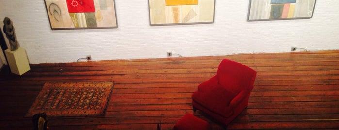 Castleberry Hill Art Stroll is one of The 15 Best Art Galleries in Atlanta.