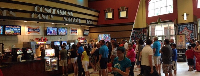 Regal Cinemas Hamilton Mill 14 is one of Entertainment.