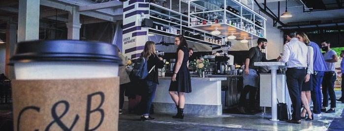 my favorite coffee spots in LA