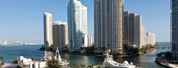 JW Marriott Marquis Miami is one of Hotels Round The World.