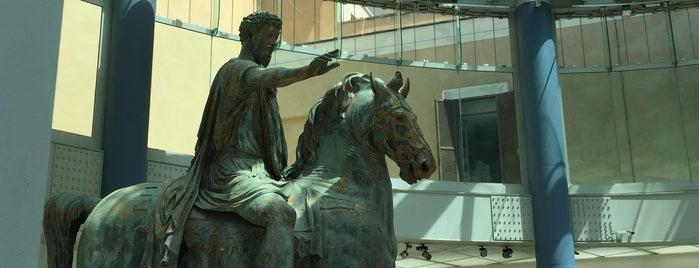 Capitoline Museums is one of 101 cose da fare a Roma almeno 1 volta nella vita.