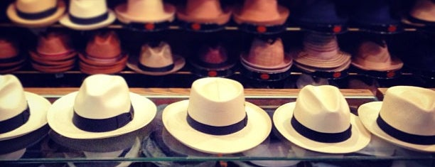 J.J. Hat Center is one of NYC SHOPS.