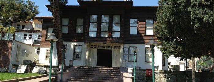 Kuva-yi Milliye Müzesi is one of Tarih/Kültür (Marmara).