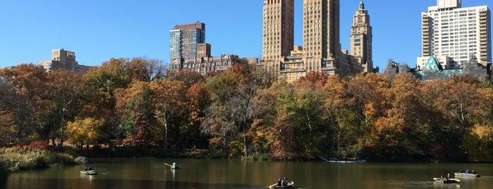 Bow Bridge is one of Nueva York.