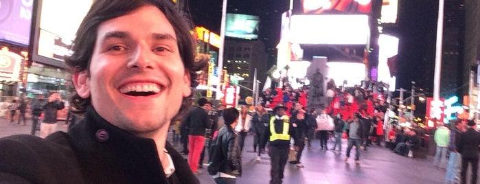 타임스 스퀘어 is one of Nueva York.