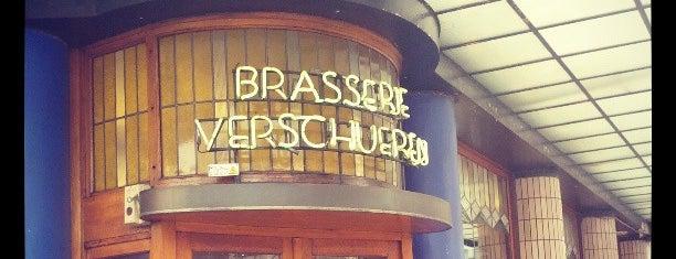 Brasserie Verschueren is one of Brussels: the insider's guide.
