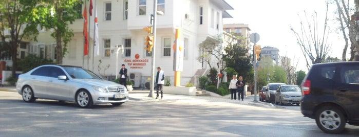 Dünyagöz Hastanesi is one of Burası.