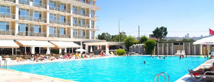 Pelikan Otel is one of İstanbul Avrupa Yakası #4 🍁🍃.