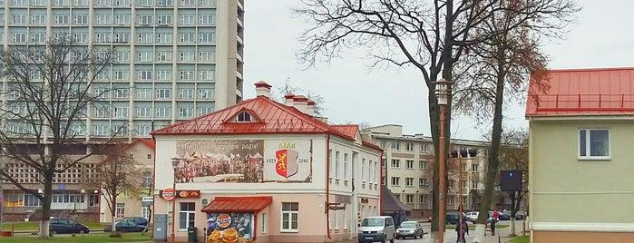 Лида is one of Города Беларуси.