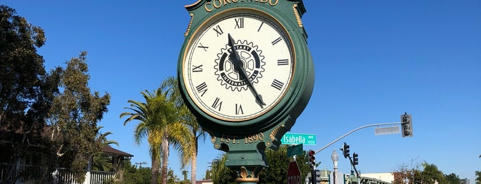 City of Coronado is one of USA Trip 2013 - The West.