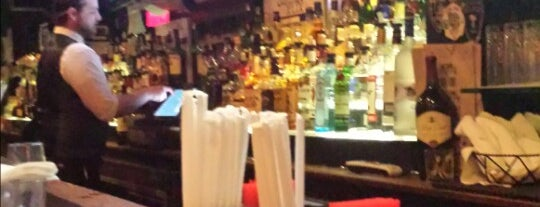 Hurley's Saloon is one of Favorite Bars.