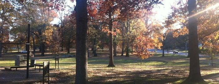 Audubon Park is one of SCA.