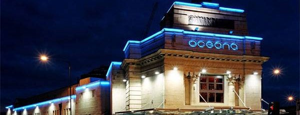 Oceana is one of After dark.