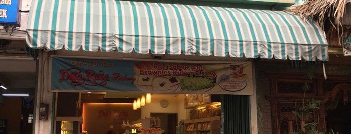 Duta Rasa Bakery is one of Bandung Kuliner.