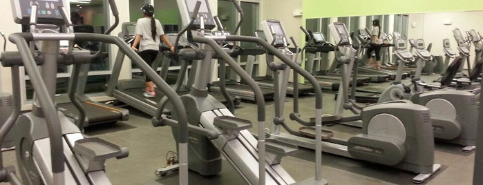 Enclave Fitness Center is one of Enclave Fitness Centre.