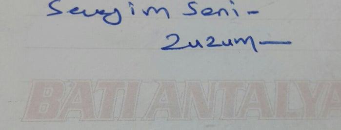 Meşhur Adıyaman Çiğköftecisi is one of AntaLya :)).