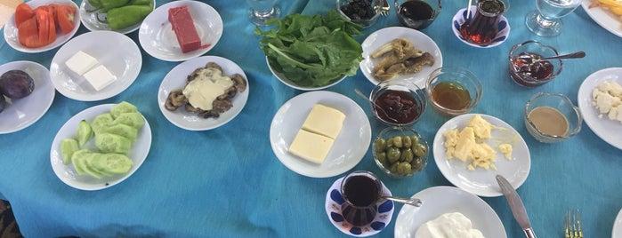 Huzur Sofrası Restaurant Köy Kahvaltısı is one of MUĞLA YEMEK.
