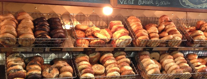 Bergen Bagels is one of eats to try.